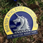 Reflections on the Boston Marathon. Thank-you for Your Support!