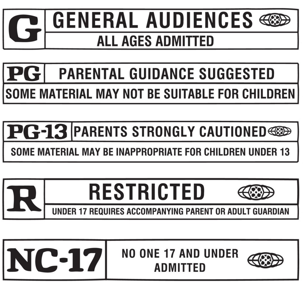Movie rating for child