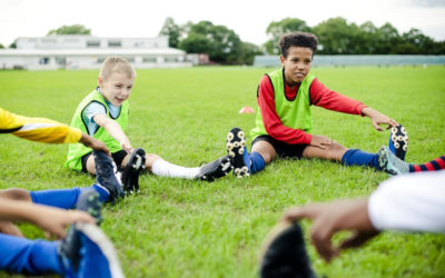 Why Stretching Is Super Important For Young Athletes. Learn How…